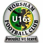Worthing United Colts 1 Horsham U16s 7