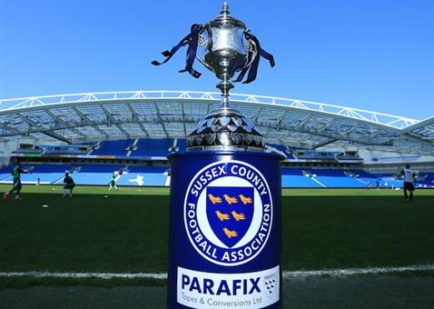 Sussex Senior Cup news