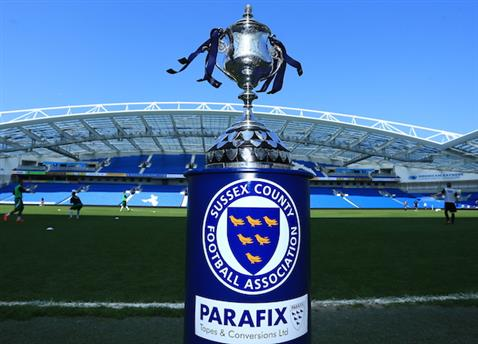 Sussex Senior Cup news