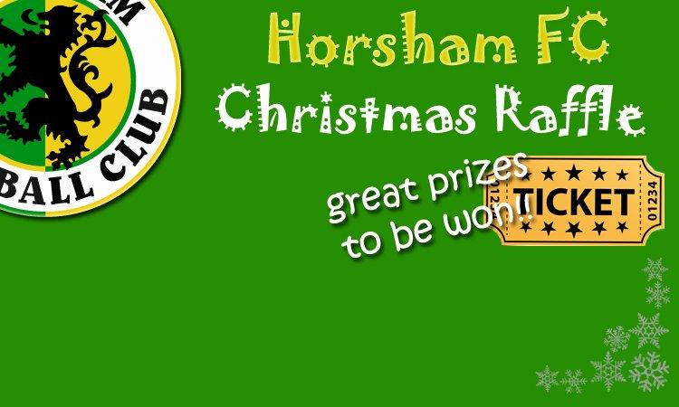 HFC Christmas Raffle