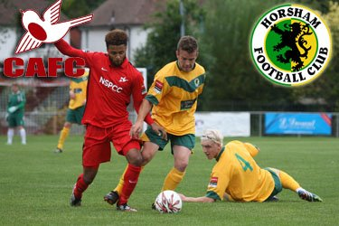 Carshalton Athletic v Horsham: MATCH PREVIEW