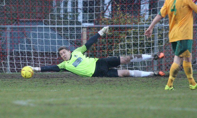 Return of popular 'keeper averts goalkeeping crisis