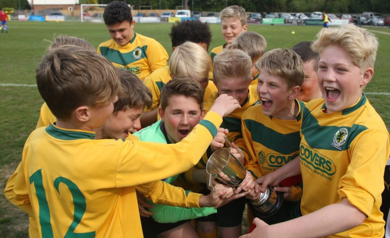 Horsham youth are up for the cup!