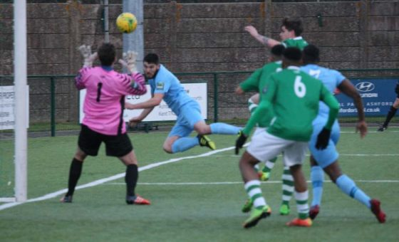 Ashford United 1 Horsham 2