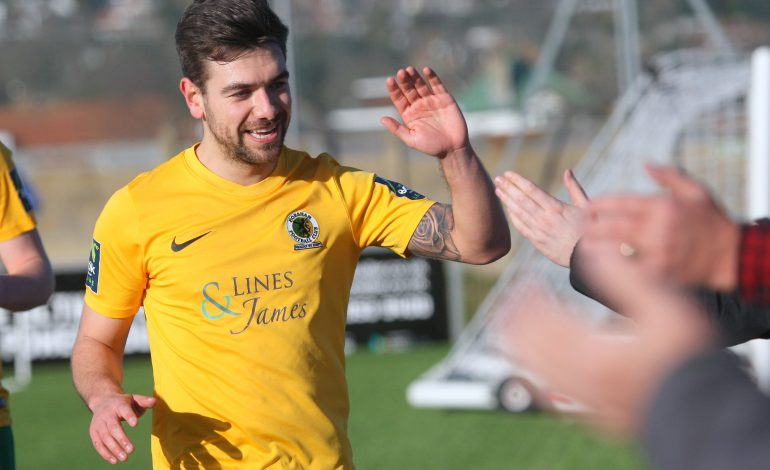 Rooks striker signs to end of season