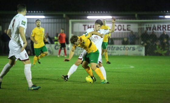 Hastings United 3 Horsham 3