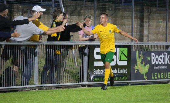 Horsham 3 Shoreham 0