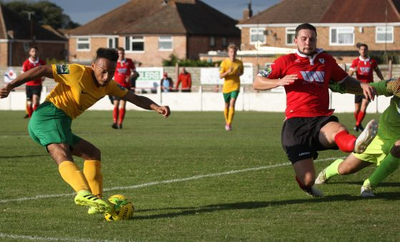 Ramsgate 1 Horsham 0: MATCH REPORT