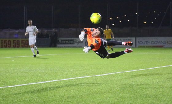 Horsham 0 Carshalton Athletic 1