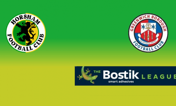 Greenwich Borough vs Horsham: MATCH PREVIEW