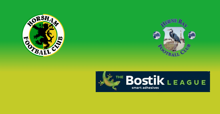 Horsham vs Herne Bay: MATCH PREVIEW