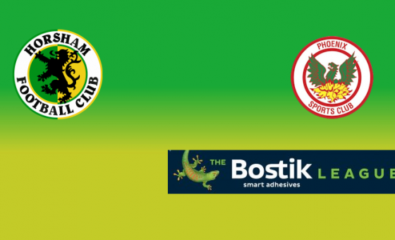 Phoenix Sports vs Horsham: MATCH PREVIEW