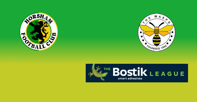 East Grinstead Town vs Horsham: SUBJECT TO PITCH INSPECTION