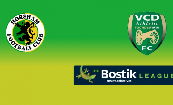 VCD Athletic vs Horsham: MATCH PREVIEW