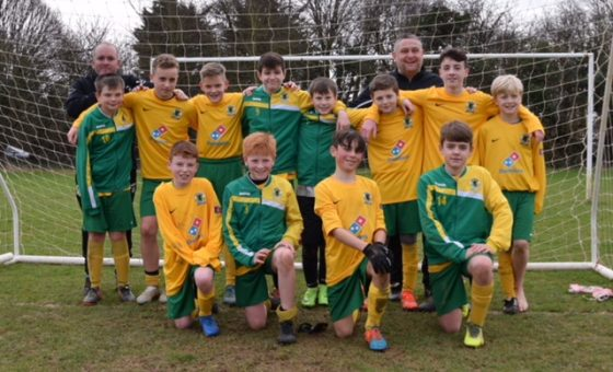 Young Hornets through to cup final