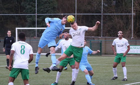 Horsham v Whyteleafe: MATCH PREVIEW