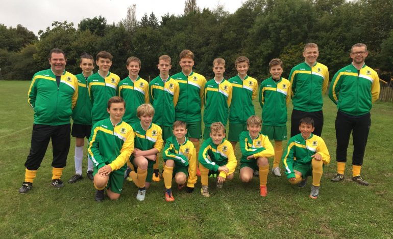 Youth double-header this weekend