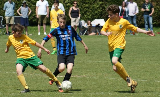 Triumph and disappointment for Horsham Youth