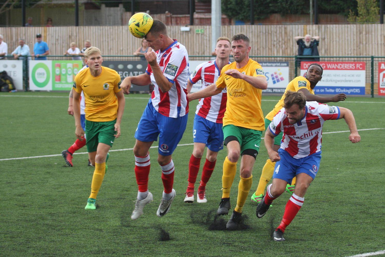 Dorking Wanderers vs Horsham