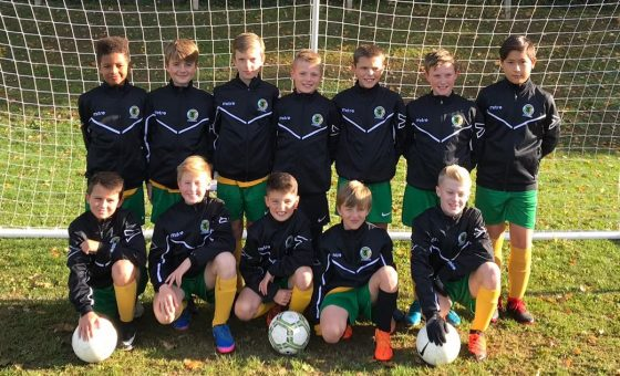 Horsham U12 2 Worthing Town Blue 1