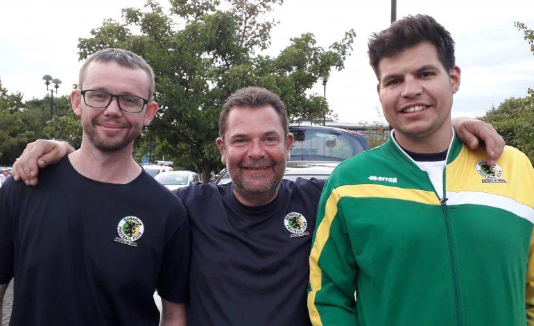 Former 'keeper returns as coach