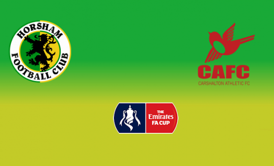 Carshalton Athletic vs Horsham: MATCH PREVIEW