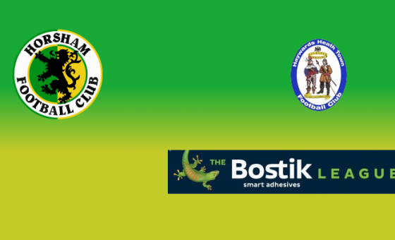 Horsham vs Haywards Heath: MATCH PREVIEW
