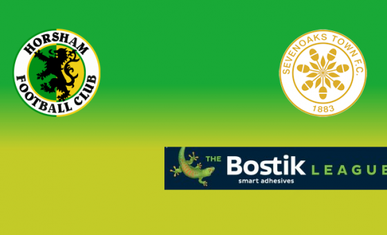 Sevenoaks Town vs Horsham: MATCH PREVIEW