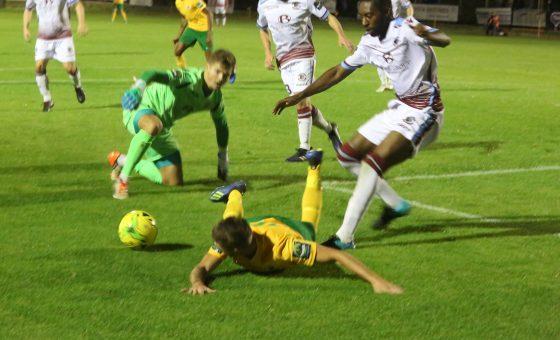 Hastings United 2 Horsham 0