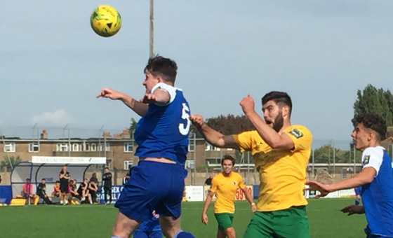 Horsham 1 Herne Bay 0