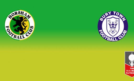 Bury Town vs Horsham: MATCH PREVIEW