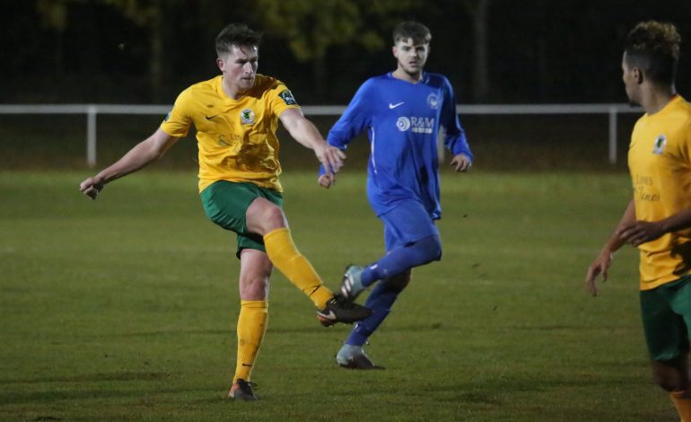 Storrington 0 Horsham 2