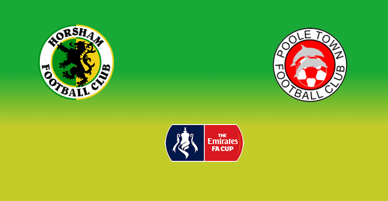 Poole Town vs Horsham: MATCH PREVIEW