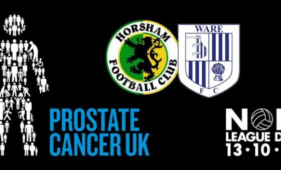 Thank you on behalf of Prostate Cancer UK