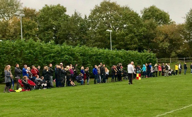 Horsham U11 0 Worthing Minors 0