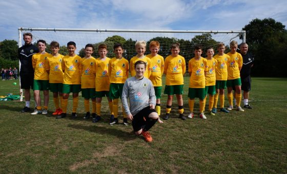 Worthing United Colts 0 Horsham U13 5
