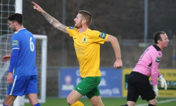 Horsham 4 VCD Athletic 0