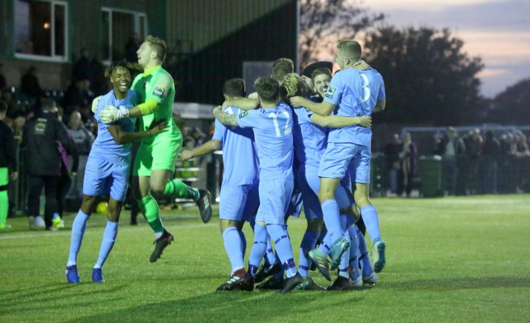 Ashford United 2 Horsham 3