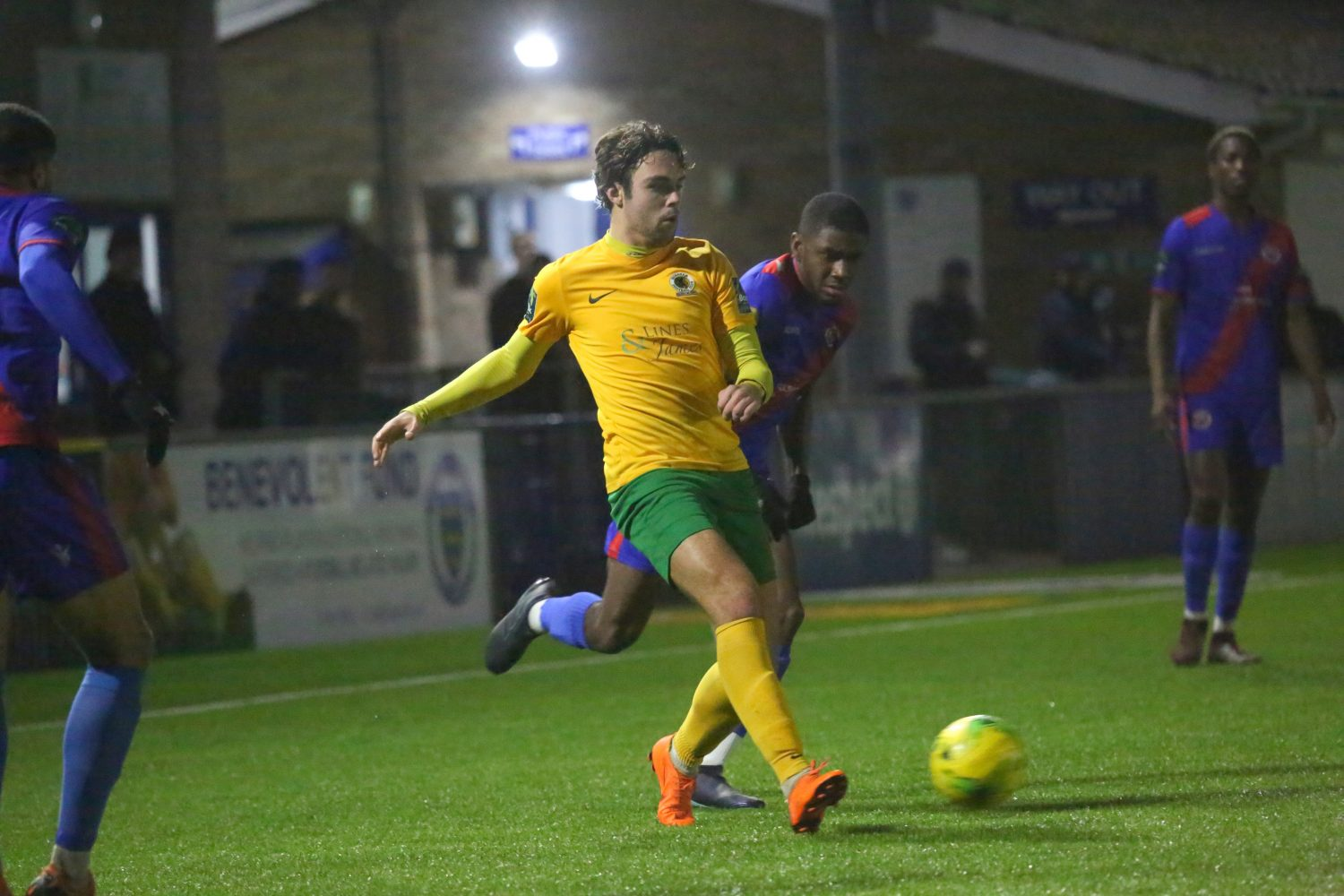 Horsham vs Greenwich Borough