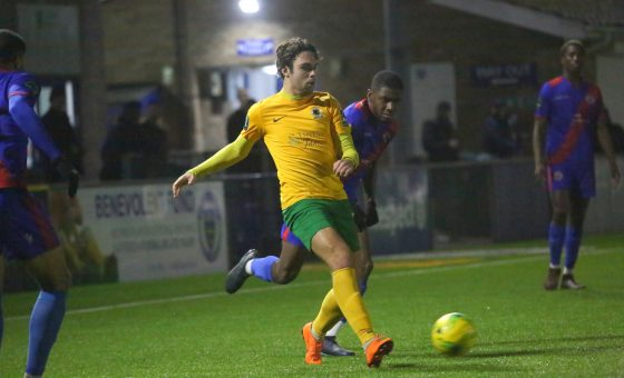 Horsham 2 Greenwich Borough 0