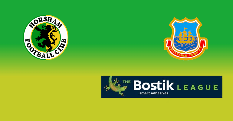 Whitstable Town vs Horsham: MATCH PREVIEW