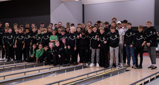 Youngsters enjoy pre-Christmas treat #OneClub