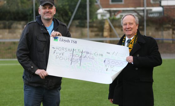 Club coffers boosted by fans' donation