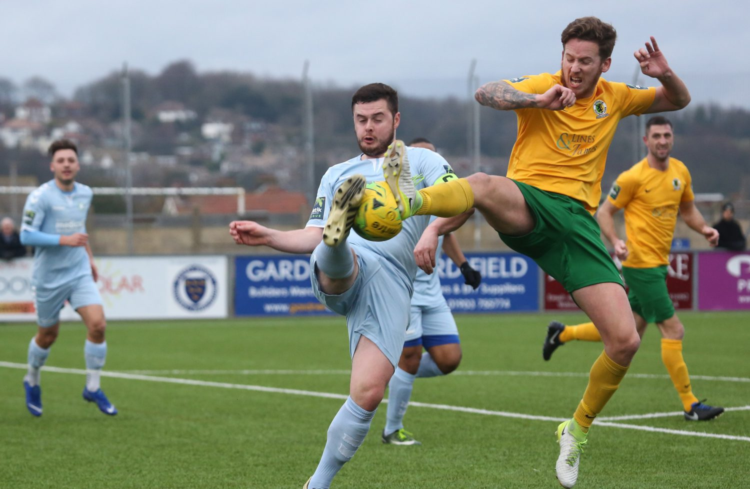 Horsham vs Whyteleafe