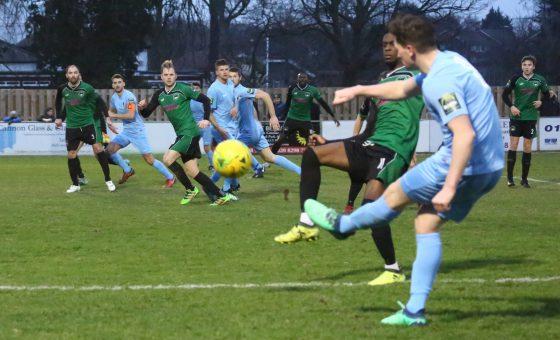 Phoenix Sports 1 Horsham 0