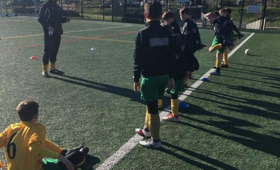 U12s suffer semi-final heartbreak