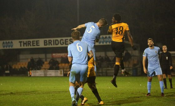 Horsham v Three Bridges: MATCH PREVIEW