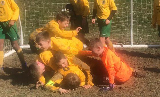 Title glory for Horsham U12s
