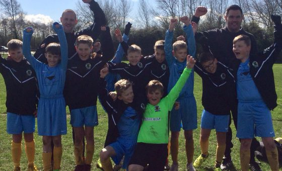 Chichester City U11s 3 Horsham 3 (aet)