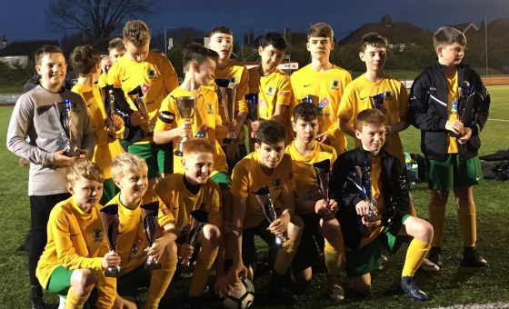 Horsham U13s 5 Rustington Otters 0